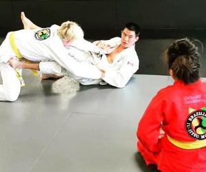 Burnaby Martial arts ju jitsu