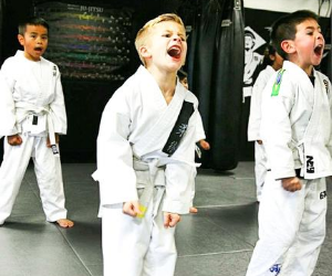 Morganti Ju Jitsu Kids