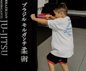 Burnaby Kickboxing for kids