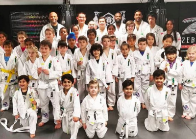 Kids Kickboxing, Muay Thai, Ju Jitsu - Burnaby